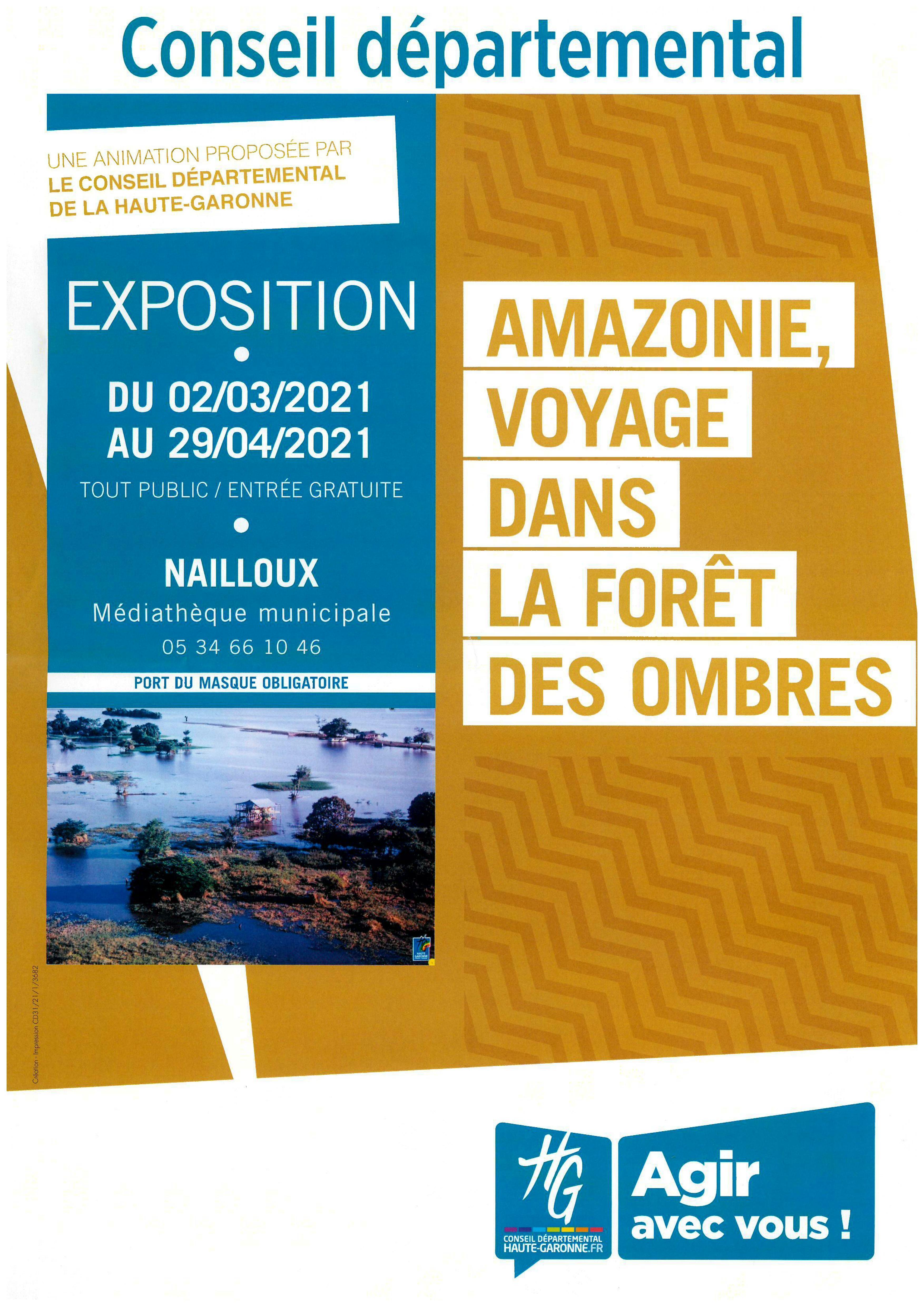 Amazonie - Médiathèque Départementale de la Haute-Garonne