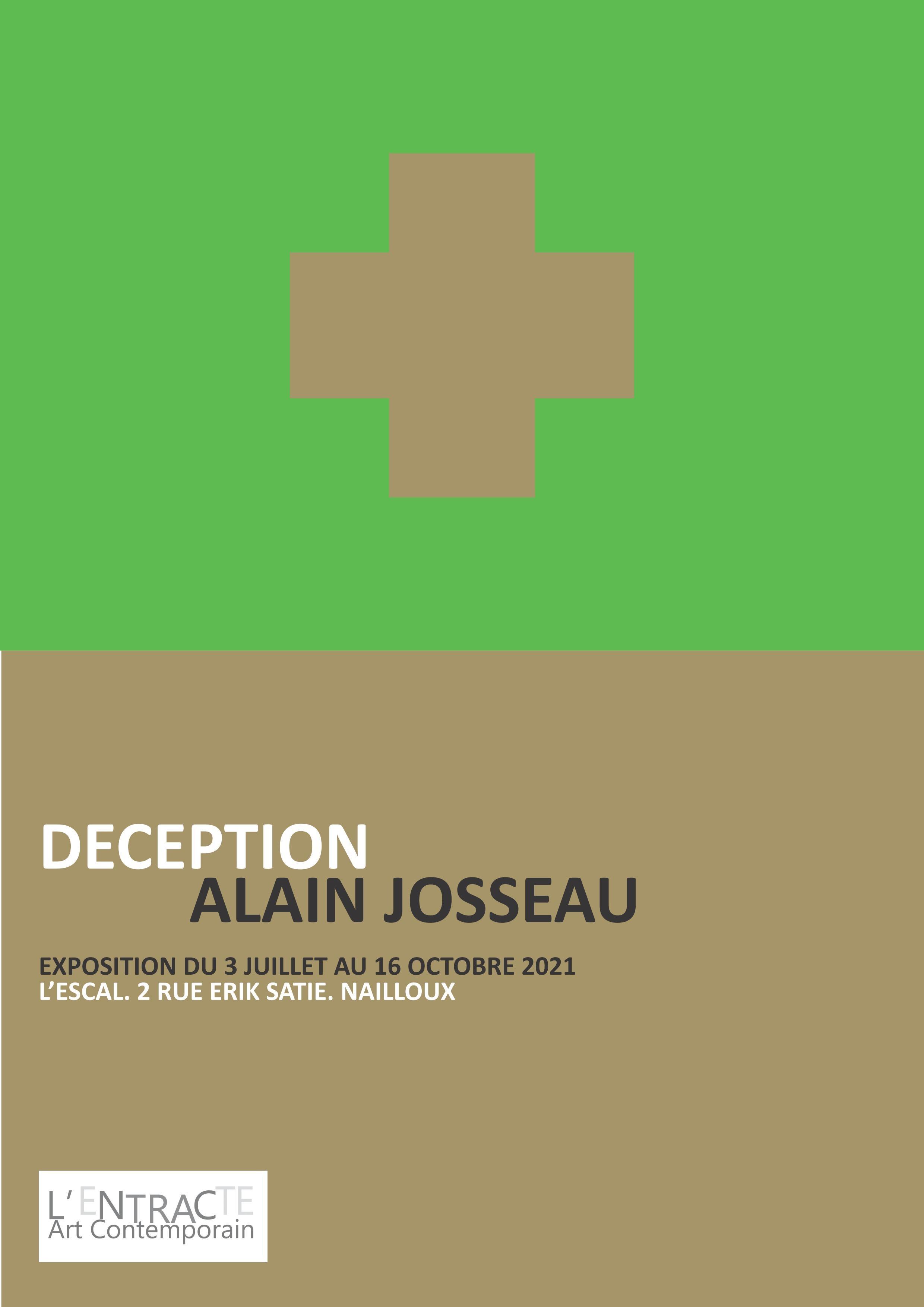 Déception - Alain Josseau