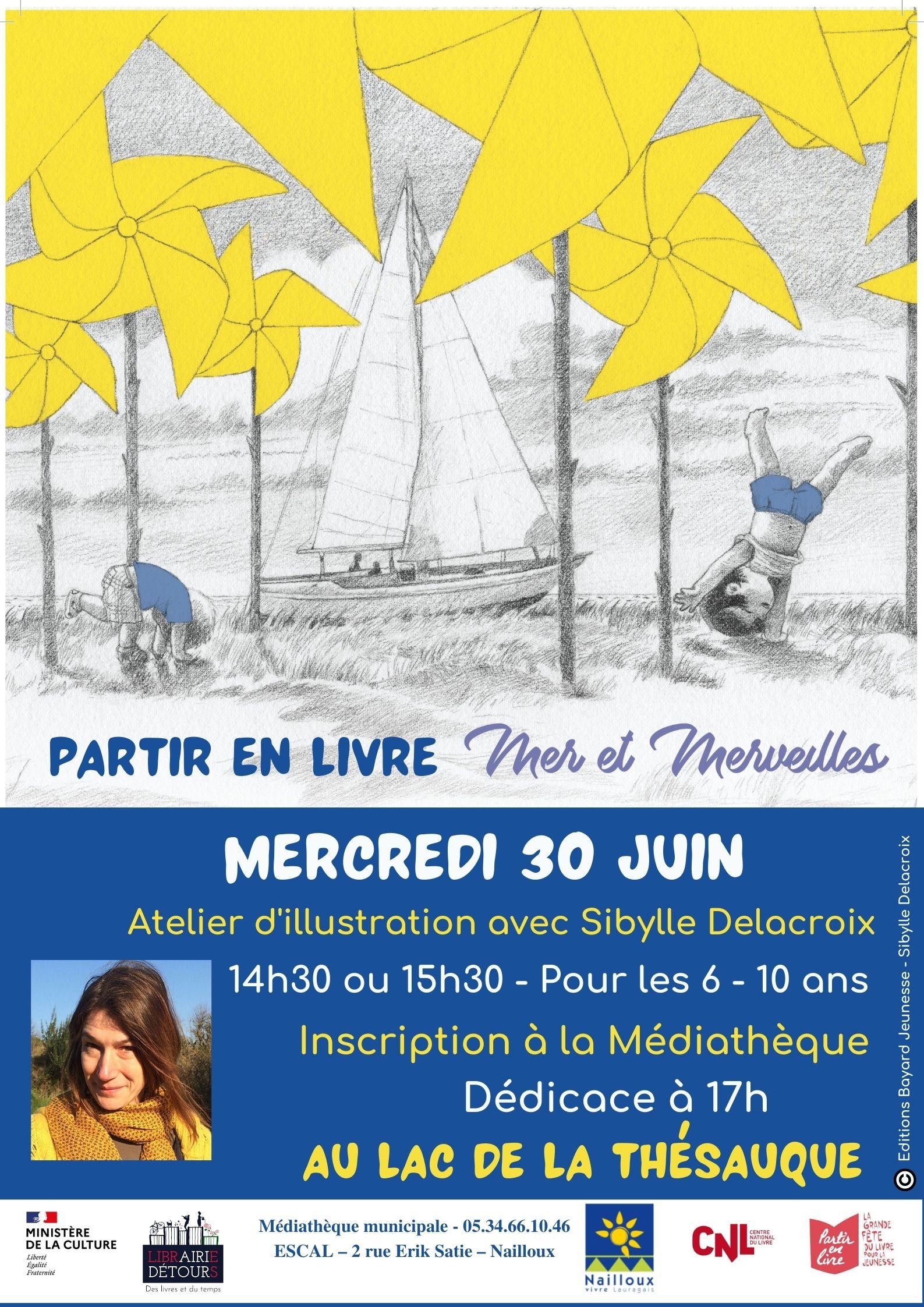 Rencontre Sibylle Delacroix