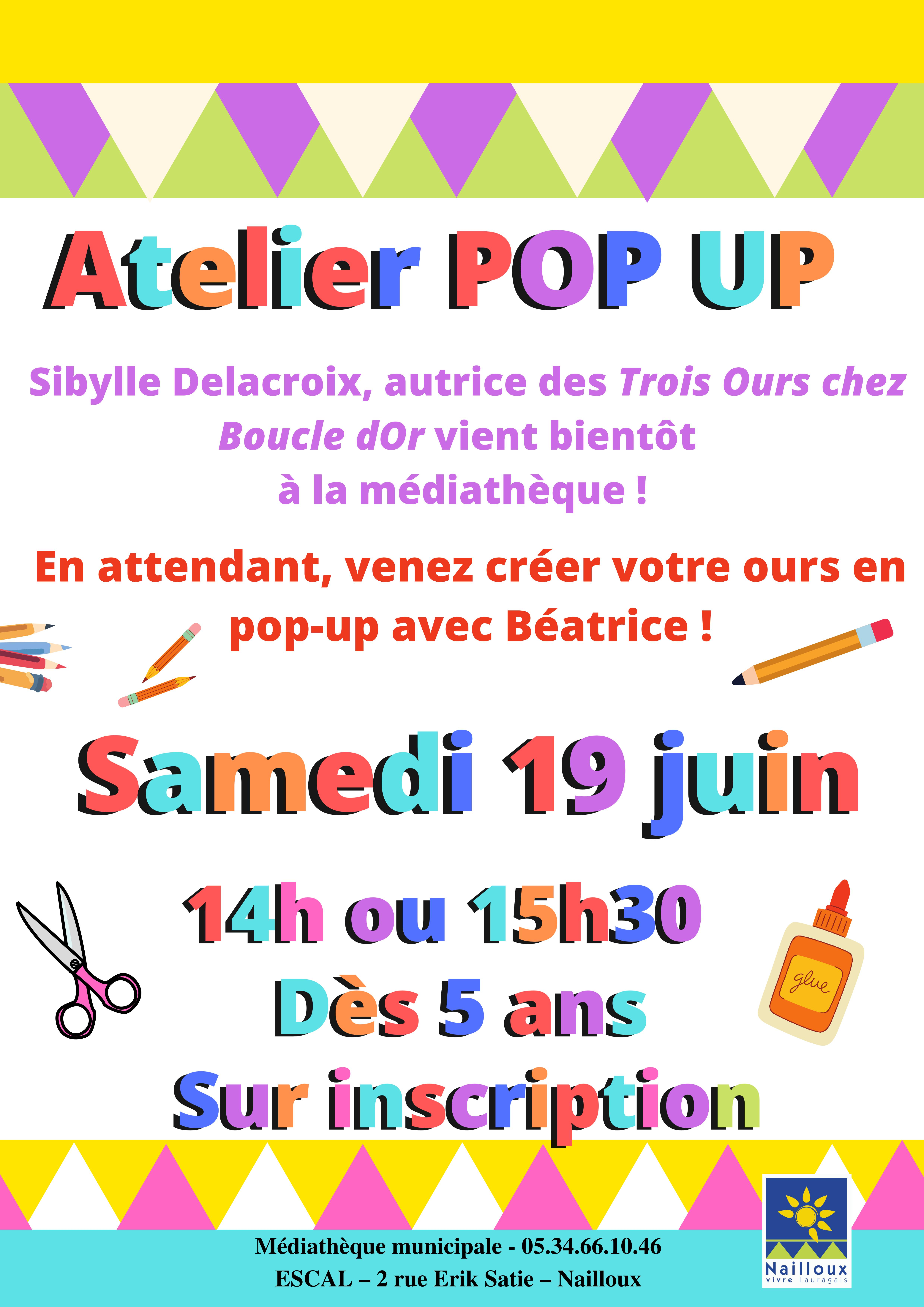 Atelier Pop Up